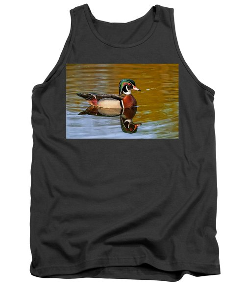 Reflecting Nature's Beauty Tank Top