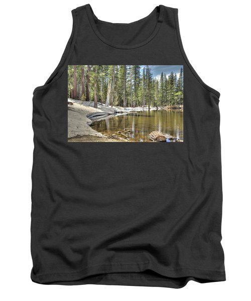 reflecting pond 2 Carson Spur Tank Top