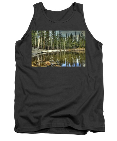 reflecting pond Carson Spur Tank Top