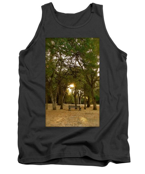 Reflection At Sunrise Tank Top by Michele Myers