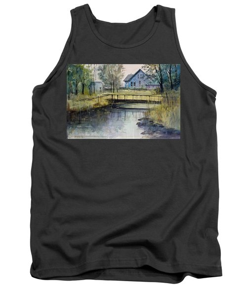 Reflections #2 Tank Top