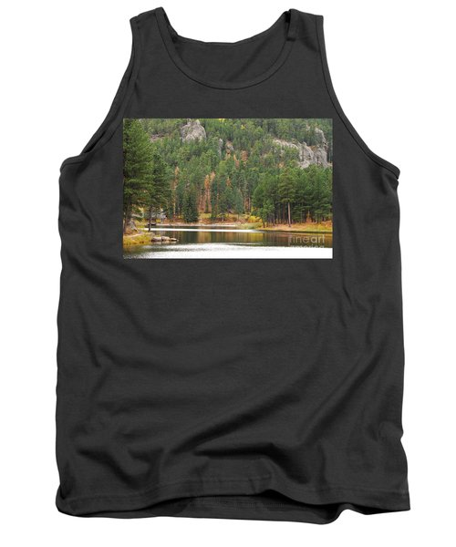 Reflections Tank Top by Mary Carol Story