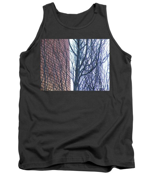 Regular Irregularity  Tank Top by Brian Boyle