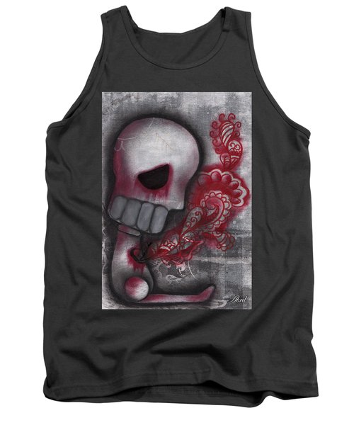 Released  Tank Top by Abril Andrade Griffith