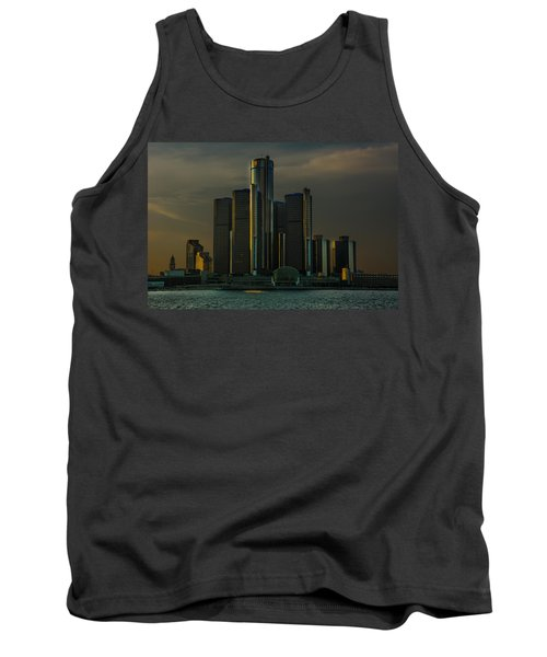 Renaissance Center Tank Top