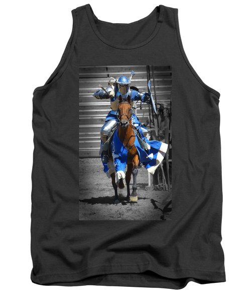 Renaissance Knight Tank Top