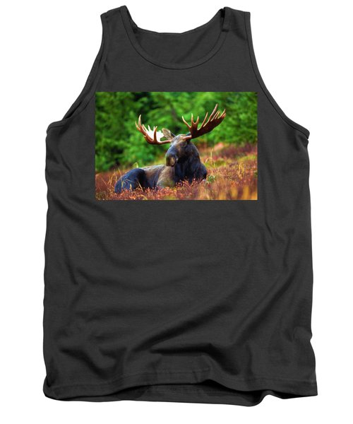 Resting In Peace Tank Top