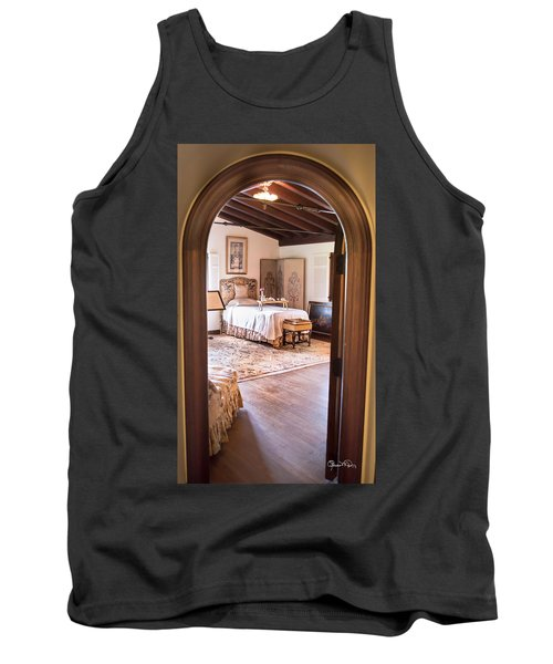 Retreat To The Past Tank Top