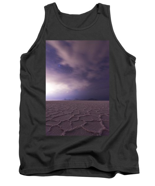 Tank Top featuring the photograph Silent Reverie by Dustin  LeFevre