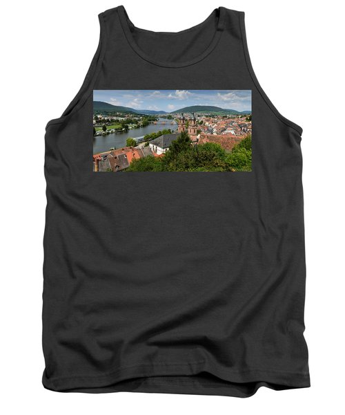 Rhine River Tank Top
