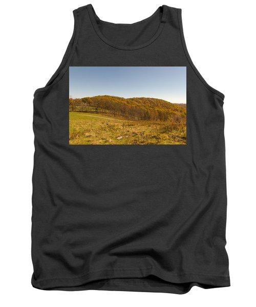 Rich Mountain Autumn Tank Top