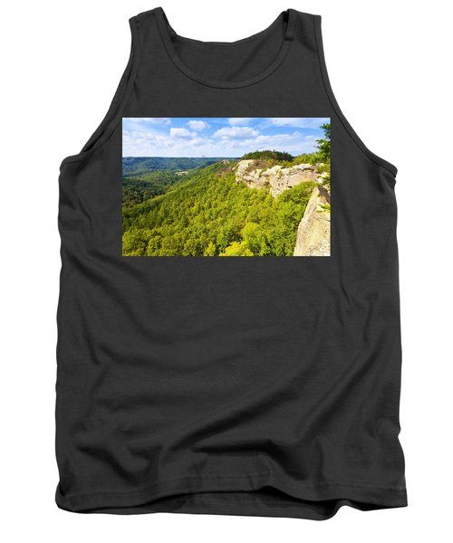 Ridge Top View Tank Top