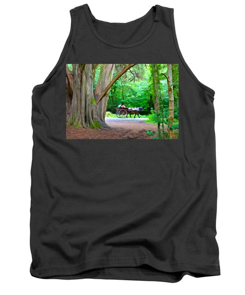 Riding In Style Tank Top