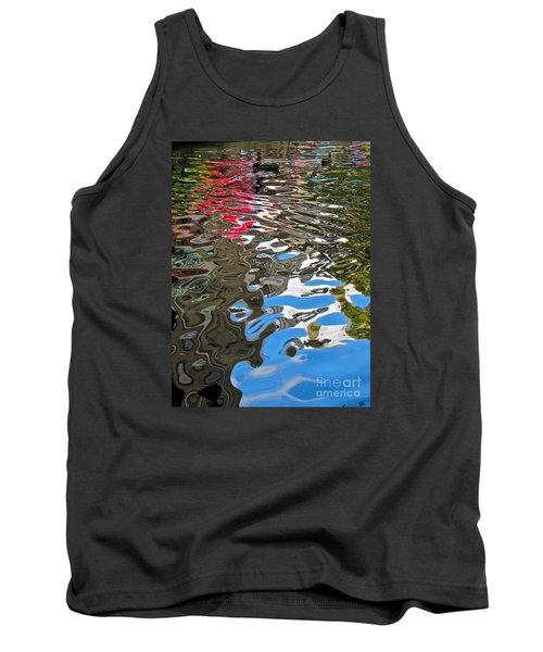 River Ducks Tank Top by Pamela Clements
