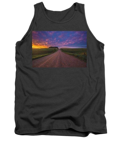 Road To Nowhere El Tank Top
