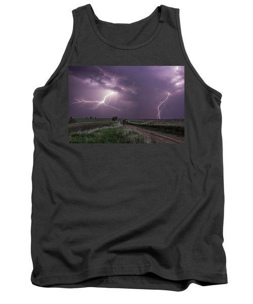 Road To Nowhere - Lightning Tank Top