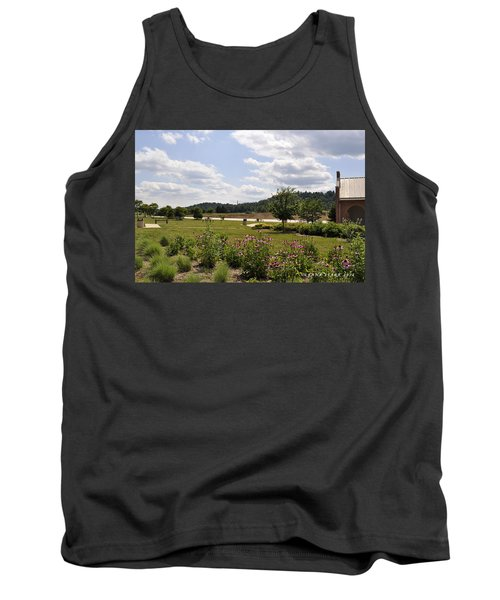 Tank Top featuring the photograph Road Trip 2012 #2 by Verana Stark