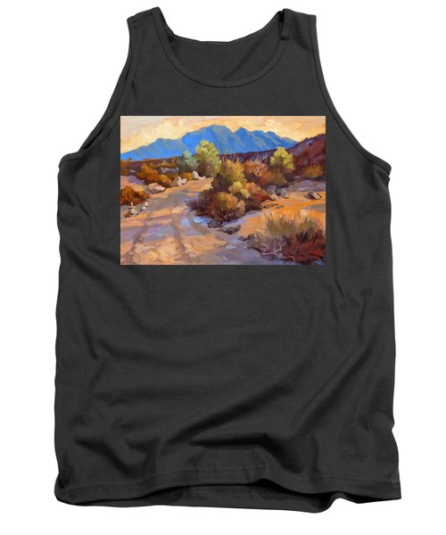 Rock Cairn At La Quinta Cove Tank Top