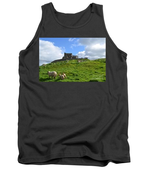 Rock Of Cashel In The Distance Tank Top