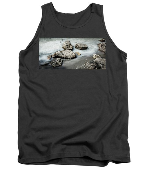 Rocks In The River Tank Top