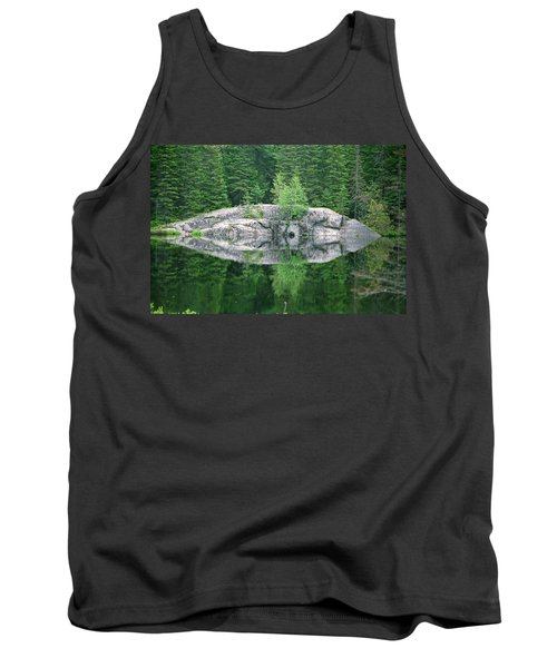 Rocky Reflection Tank Top