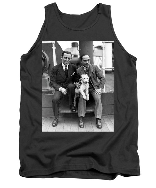 Rodgers And Hart Tank Top by Granger