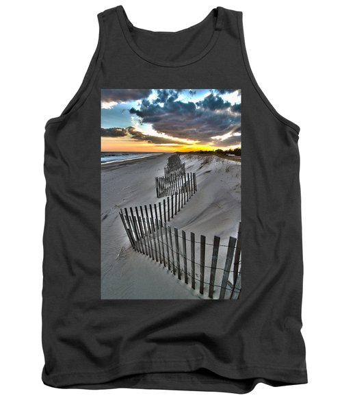 Rogers Beach First Day Of Spring 2014 Tank Top