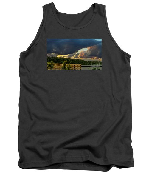 Storm Clouds Rolling In Tank Top