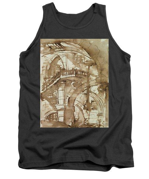 Roman Prison Tank Top