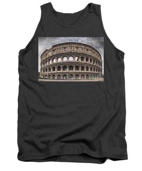 Rome Colosseum 02 Tank Top