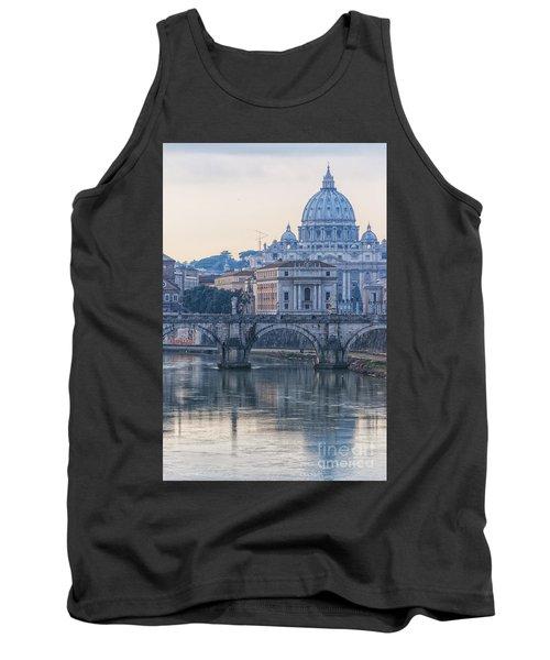 Rome Saint Peters Basilica 02 Tank Top