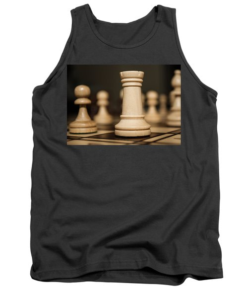 Rook Tank Top by Wayne King