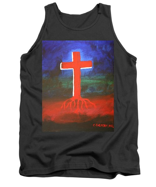 Rooted Tank Top