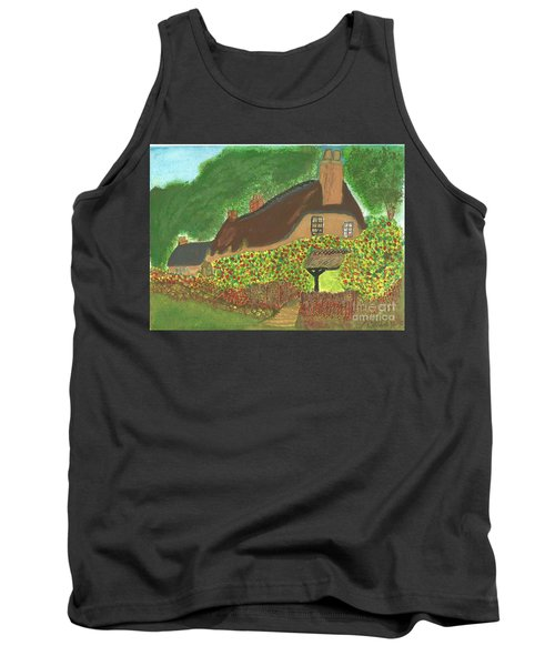 Rose Cottage Tank Top