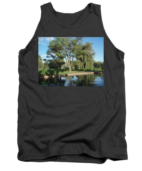 Tank Top featuring the photograph Rose Garden  by Jeannie Rhode