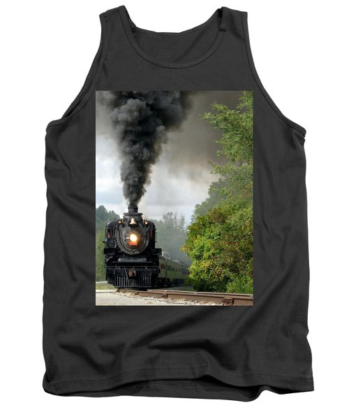 Steamin' In The Valley Tank Top