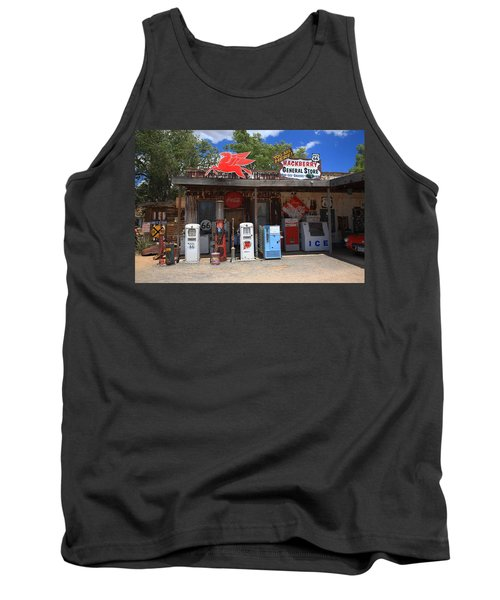 Route 66 - Hackberry General Store Tank Top