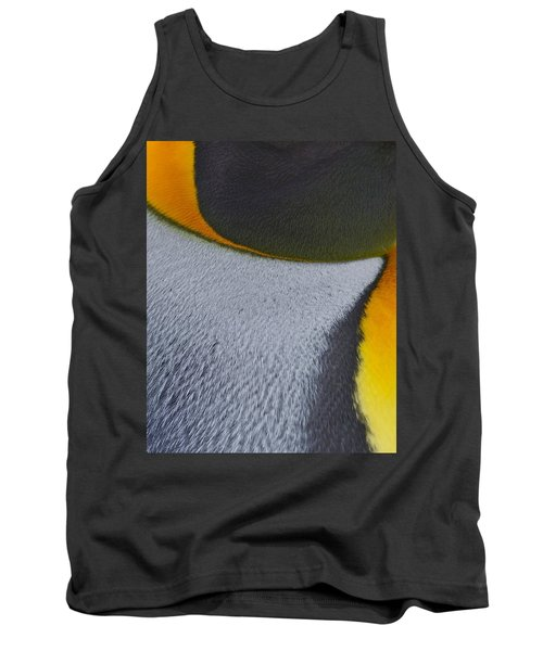 Royal Feathers Tank Top
