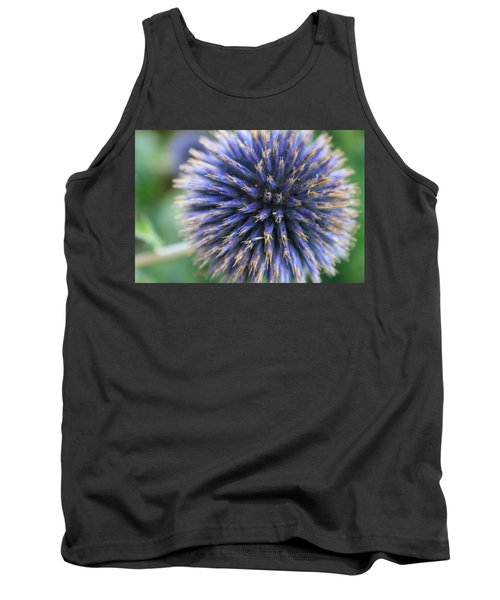 Royal Purple Scottish Thistle Tank Top