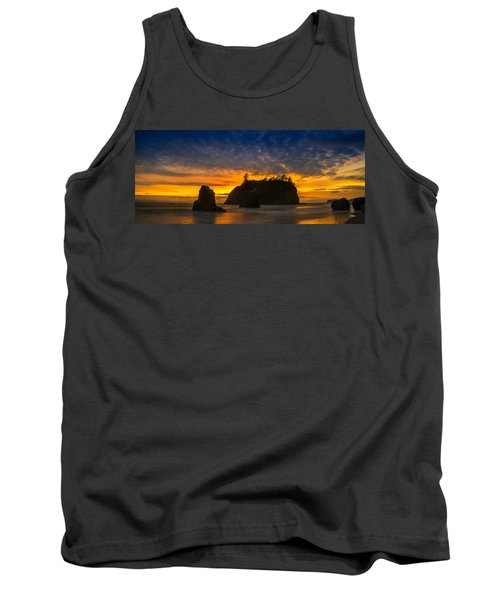 Ruby Beach Olympic National Park Tank Top