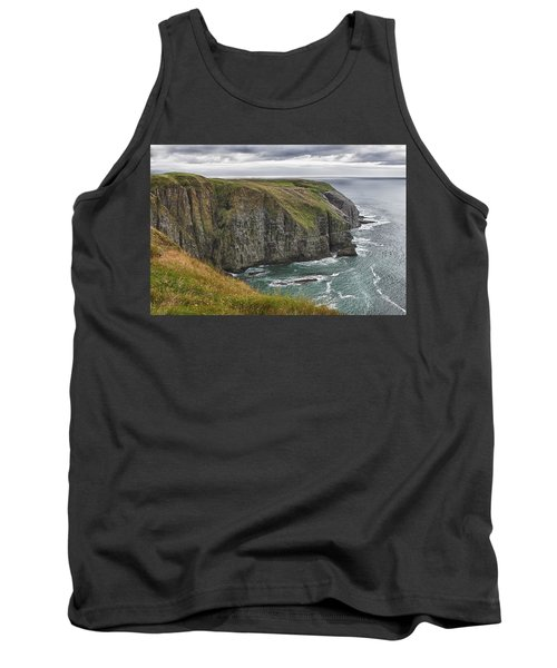 Tank Top featuring the photograph Rugged Landscape by Eunice Gibb