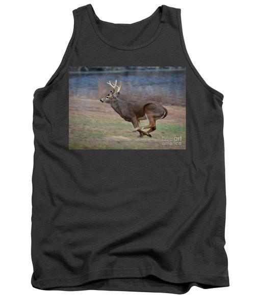 Running Buck Tank Top