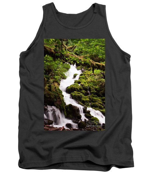 Tank Top featuring the photograph Running Wild by Suzanne Luft