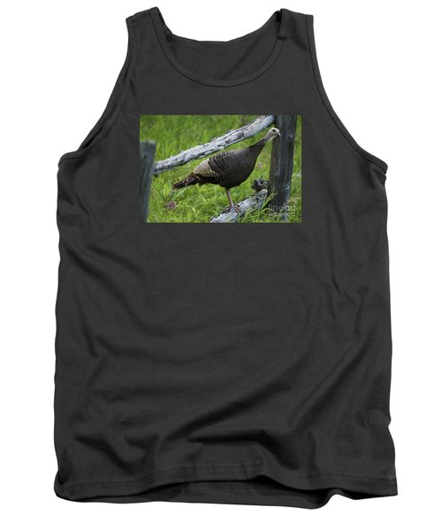 Rural Adventure Tank Top by Nina Stavlund