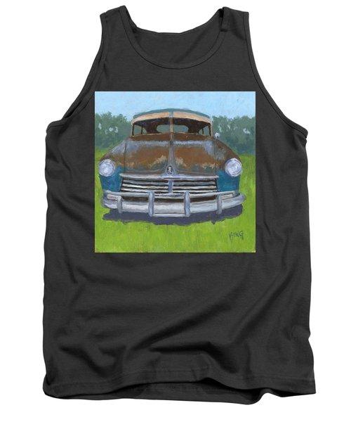 Rusty Hudson Tank Top