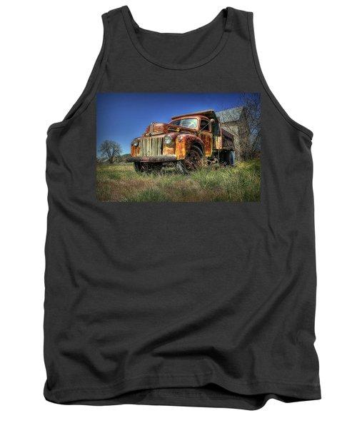 Rusty Reed Tank Top
