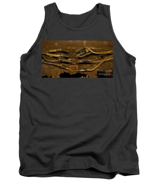 Rusty Wires Tank Top