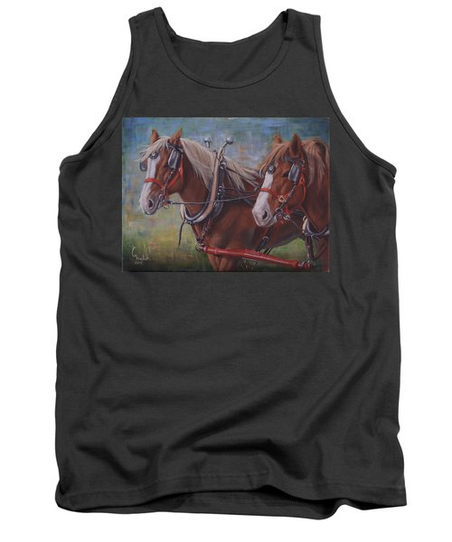 Rye And Whiskey Tank Top