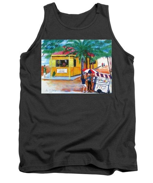 Sabor A Puerto Rico Tank Top