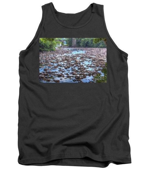 Sacandaga River Tank Top